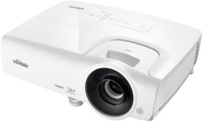 DLP-Beamer Vivitek DH268, Full HD, 3500 ANSI-Lumen, 15000:1 Kontrast, 2x HDMI, 2W-Lautsprecher