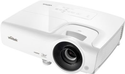 DLP-Beamer Vivitek DW265, HD WXGA, 3500 ANSI-Lumen, 15000:1 Kontrast, 2x HDMI, 2W-Lautsprecher