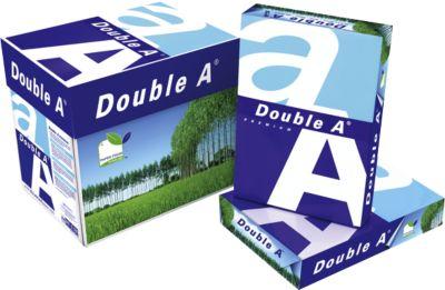 Double A Kopieer Papier, A4, 80 g/m², 500 vel