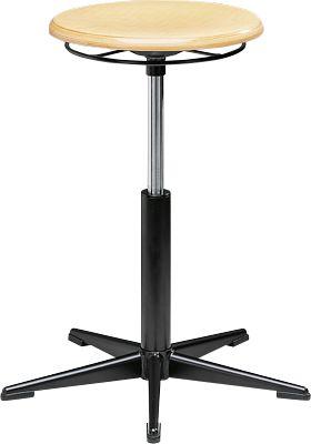 Draaikruk AP 200, in hoogte verstelbaar, met glijdoppen