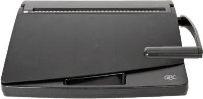 Draht-Bindegerät GBC Wire Bind W15, bis zu 125 Blatt, Stanzen 15 Blatt, DIN A4, mit Tragegriff