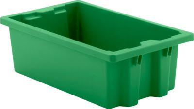 Drehstapelbehälter FB 530, 17 l, grün