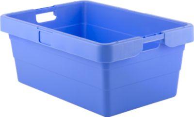 Drehstapelbehälter KS 18, 90 l, blau