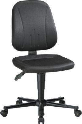 Drehstuhl 9653 ESD, schwarz