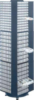 Drehturm für Stahl-Magazine, ø 680 x 1760 mm