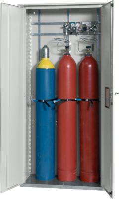 Druckgasflaschenschrank LG.215.100, für Außen