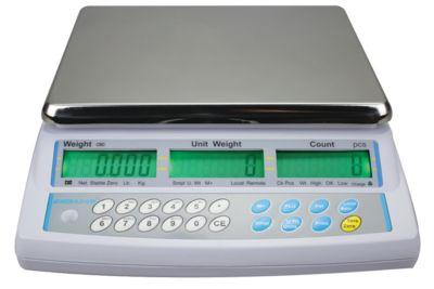 Duale Zählwaage Serie CBD, mit Edelstahl-Plattform, für 48 kg