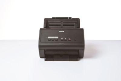 Duplex-Dokumentenscanner Brother ADS-2400N, Netzwerkschnittstelle, 30 Seiten/Min.