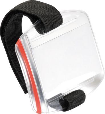 Durable Ausweishalter Outdoor Secure, verstellbare Schlaufe, wasserdicht, 10 Stück