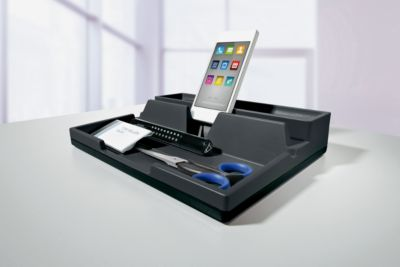 DURABLE Desk Organizer VARIOCOLOR® SMART OFFICE, anthrazit