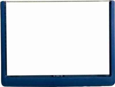 DURABLE deurbordje CLICK SIGN, 149 x 210 mm, blauw, 5 stuks
