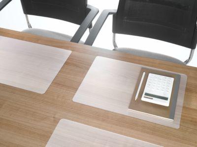DURABLE Duraglas® Schreibunterlage für Konferenzräume, transparent