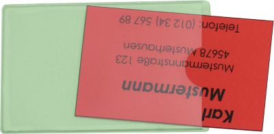 Durable Etui Pocketfix A5 doos met 25 stuks
