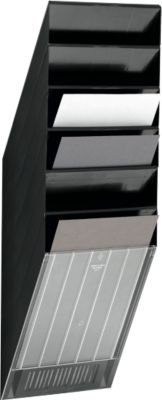Durable Flexiboxx 6 A4, zwart