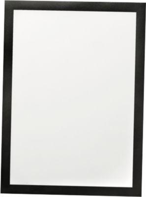 Durable Folienrahmen Duraframer Grip, Format DIN A4, für Textilflächen, schwarz
