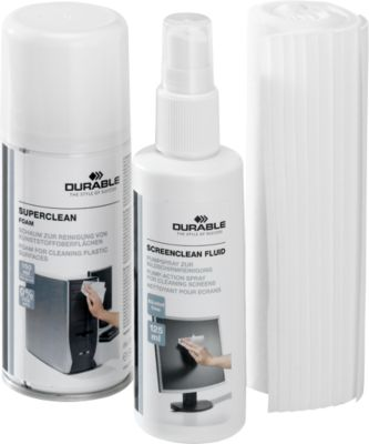 DURABLE PC Cleaning Kit, set