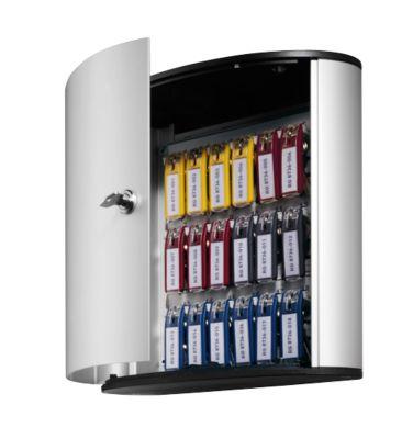 DURABLE Schlüsselkasten Key Box, 18 Schlüssel, 280 x 300 x 118 mm