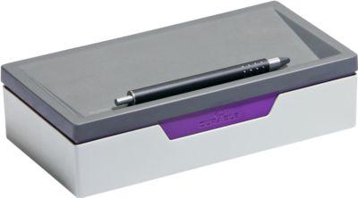 DURABLE VARIOCOLOR® SMART OFFICE Job Case, grau/lila