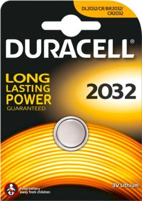 DURACELL® knoopcelbatterij CR2032, 3 V, 1 stuk