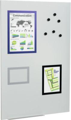 DURAFRAME® Magnetic Board, beschreibbar, 900 x 600 mm