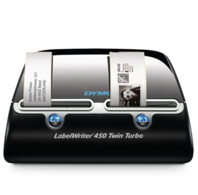 DYMO® Etikettendrucker LabelWriter 450 Twin Turbo