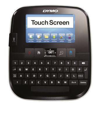 Dymo LabelManager 500TS Touch Screen azerty-toetsenbord
