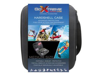 EasyPix Hardshell Protection Case Medium - Hartschalentasche für Actionkamera / Zubehör