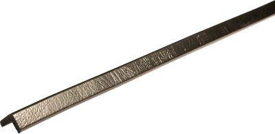 Eckschutzprofil Typ E, 1-m-Stück, schwarz