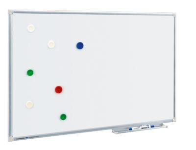 ECONOMY PLUS whiteboard, 1000 x 1500 mm