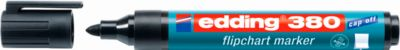 edding flipchart-markers 380, zwart, 1 stuks