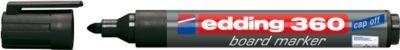 edding Whiteboard Marker 360, 10er Set, Rundspitze