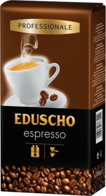 EDUSCHO professionele espresso-koffie, hele bonen, 1 pak van 1 kg