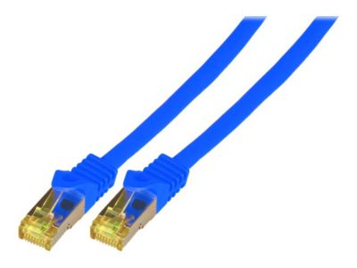 EFB-Elektronik Patch-Kabel - 7.5 m - Blau
