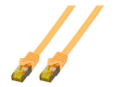 EFB-Elektronik Patch-Kabel - 7.5 m - Gelb