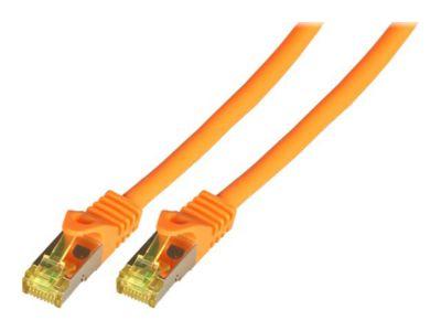 EFB-Elektronik Patch-Kabel - 7.5 m - orange