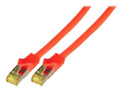 EFB-Elektronik Patch-Kabel - 7.5 m - Rot