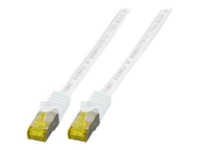 EFB-Elektronik Patch-Kabel - 7.5 m - weiß