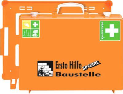 EHBO-koffer, branche bouw  (volgens de Duitse normen)