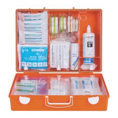 EHBO-koffer, branche groothandel & magazijn   (volgens de Duitse normen)