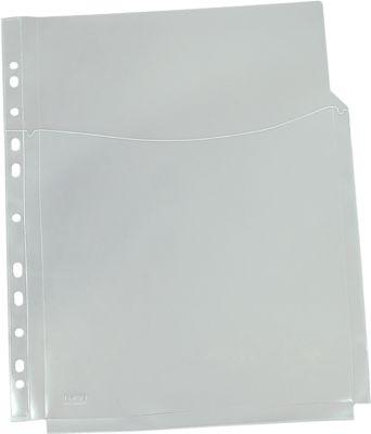 Eichner, Dokumententasche mit halbrunder Öffnung, DIN A4