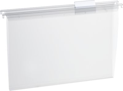 EICHNER transparante hangmappen voor laden, PP, 15 stuks