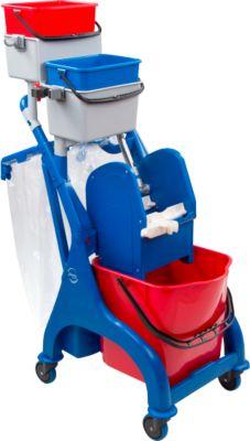 Einfachfahreimer Putzwagen Reinigungswagen Extra