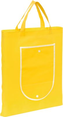 Einkaufstasche Porto, gelb
