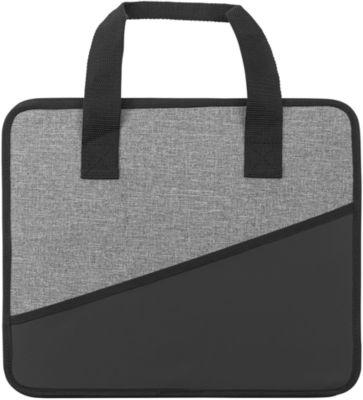 Einkaufstasche QuickCarryMetropolitan, Kunststoff, faltbar, Tampondruck 50 x 70 mm