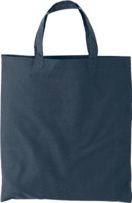 Einkaufstaschen Set, 100 Stück, Baumwolle, inkl. Siebdruck 1-farbig 300 x 300 mm + Grundkosten, dunkelblau