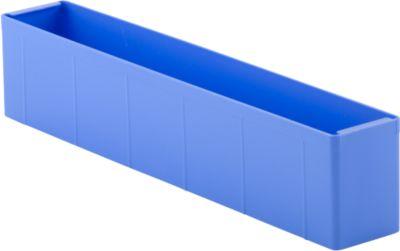 Einsatzkasten EK 114, blau, PS, 35 Stück