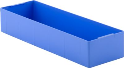Einsatzkasten EK 115-N, PS, blau, 20 Stück