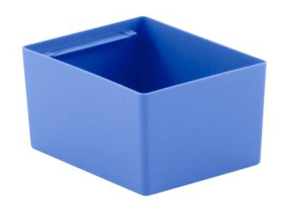 Einsatzkasten EK 3021, PP, blau, 20 Stück