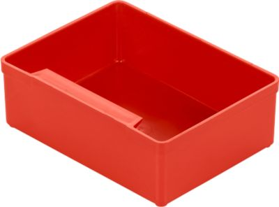 Einsatzkasten EK 353, PS, 30 Stück, rot