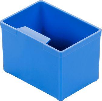 Einsatzkasten EK 501, PS, 40 Stück, blau